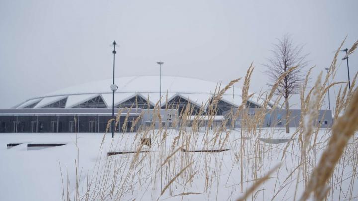 Высотки, ТЦ и пивной сад: представлен новый план застройки территории у «Самара Арены»
