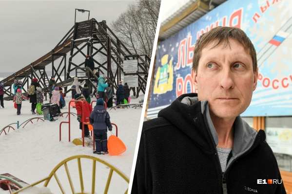 """На протяжении <nobr class=""""_"""">20 лет</nobr> Дмитрий Мальков строил базу отдыха, а сейчас жалуется на то, что его пытаются выжить"""