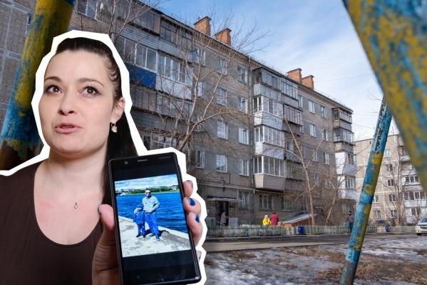 Татьяна Вахрушева рискует остаться без единственного жилья, хотя с тех пор, как взяла ипотеку, выплатила уже около миллиона рублей