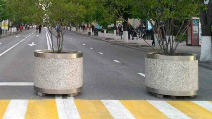 В Краснодаре на выходные перекроют две центральные улицы. Это только начало