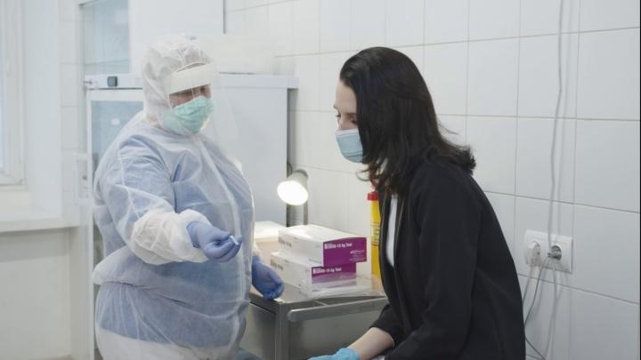 В международном аэропорту Тюмени открылся пункт экспресс-тестирования на коронавирус