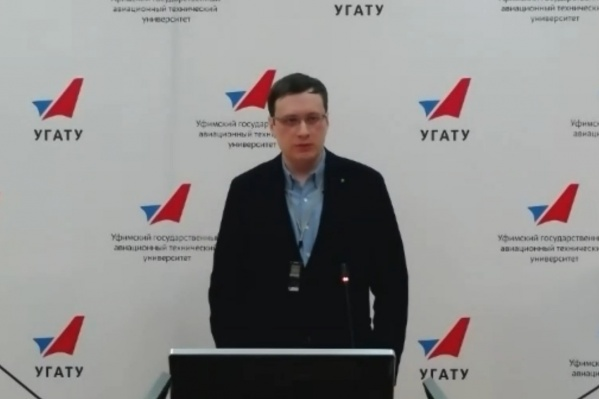 Проектом руководит преподаватель УГАТУ