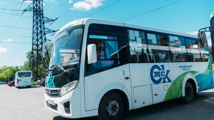 В октябре автобусы для дачников перестанут ходить по будням