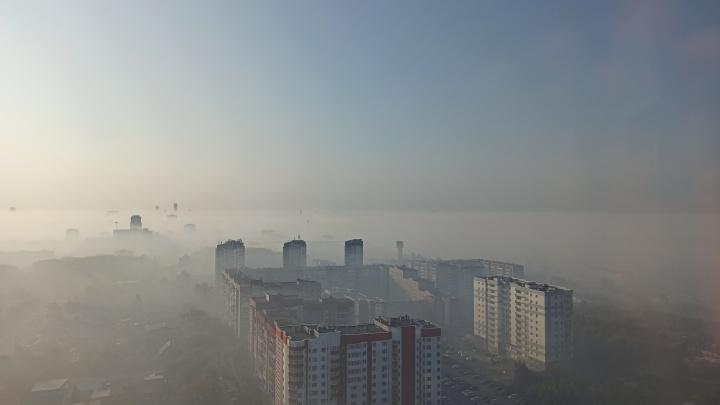 «Нас должны эвакуировать?»: как Екатеринбург переносит смог и есть ли от него спасение