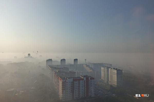 Вид на Старую Сортировку с 25-этажного дома