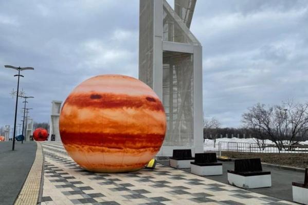 """Посмотреть сферы космических тел можно будет <nobr class=""""_"""">10 и 11 апреля</nobr>"""
