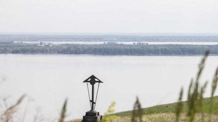 На склонах берега Волги в Сызрани собираются построить горнолыжный курорт