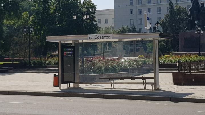 В Ростове собрались установить 400 умных остановок