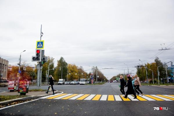 В Дзержинском районе Ярославля запланировано строительство новых дорог
