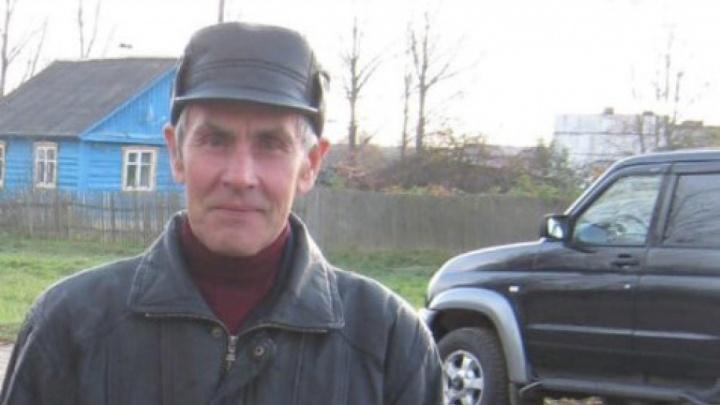 В лесу под Нижним Тагилом нашли тело пропавшего две недели назад пенсионера