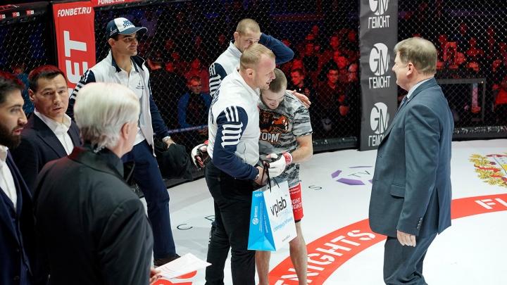 В Омске пройдет первый авторский турнир MMA от команды Шлеменко