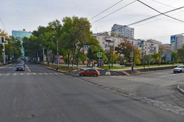 Проехать по Волжскому проспекту в районе улицы Полевой не получится