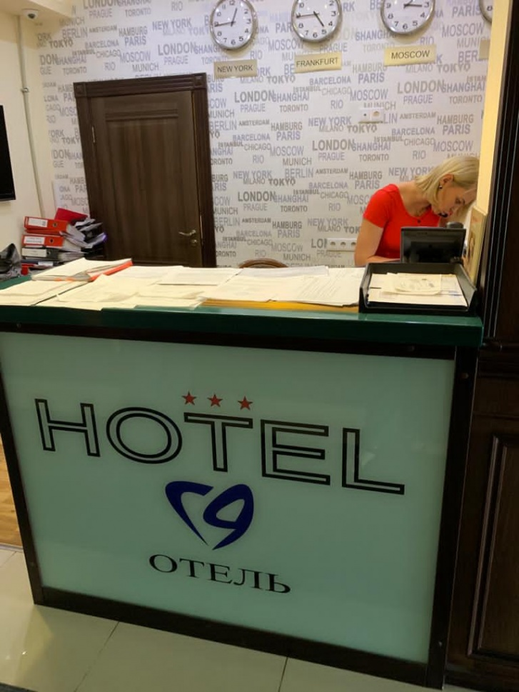 Иногородние специалисты проживают в современной гостинице