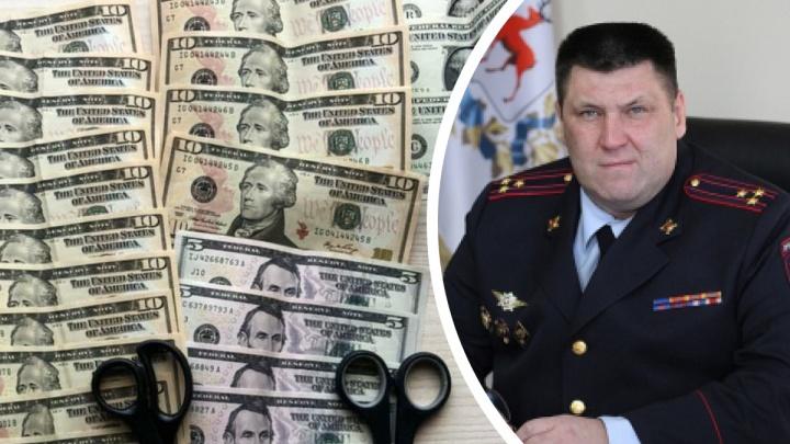 По делу о взятках в нижегородском управлении МВД на транспорте задержали пять человек