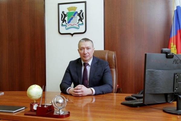 Виталий Новосёлов подтвердил свое увольнение во время прямого эфира в соцсетях