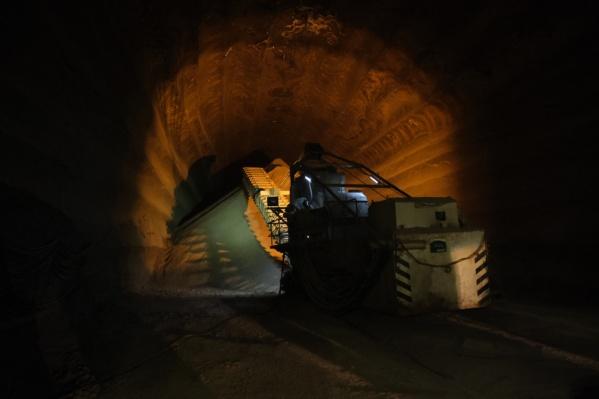 Тестовые испытания показали, что в калийной шахтевозможно стабильное, надежное и безопасное покрытие связью
