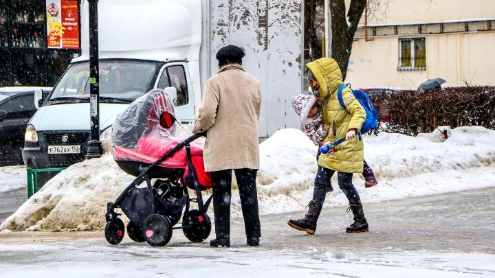 Репетиция весны: нижегородцев ждет аномально теплая рабочая неделя
