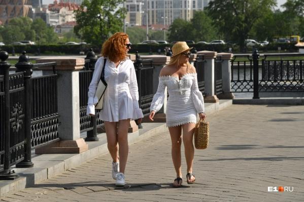 В мае в Екатеринбурге было побито уже несколько температурных рекордов
