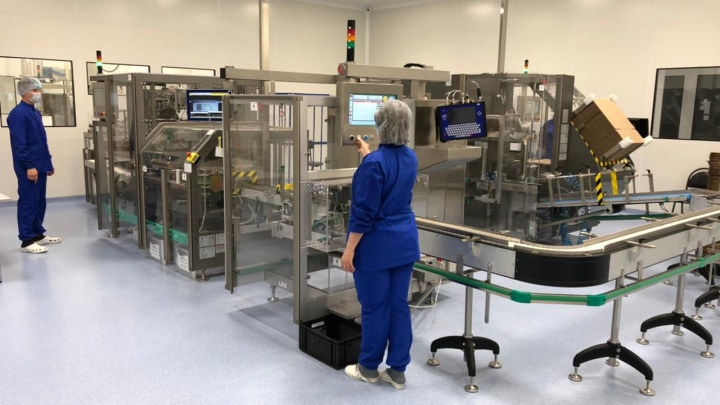 В Самарской области начали производить лекарство для лечения COVID-19