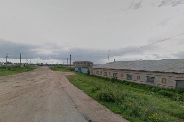 Яринка находится в Уйском районе, там около 500 жителей