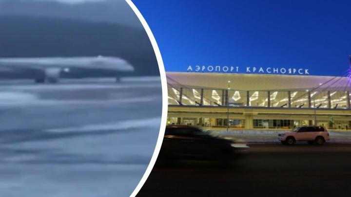 Летевший из Японии в Германию пассажирский боинг экстренно приземлился в Красноярске