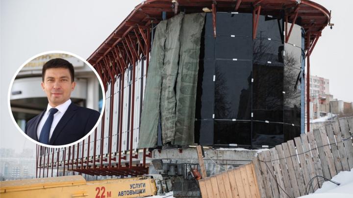 Стройка в водоохранной зоне: разбираемся, кто и как получил землю под кафе на набережной Кемерово