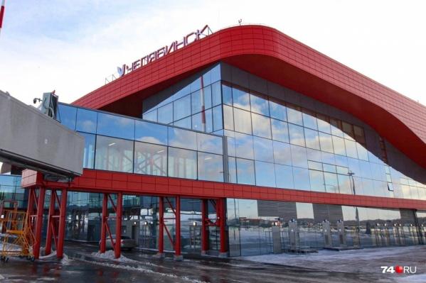 Утром из челябинского аэропорта не смог вылететь борт до Москвы