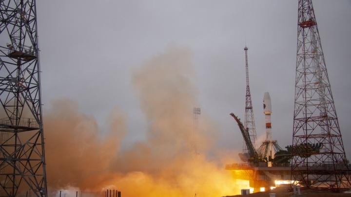 «Пришлось поволноваться»: Рогозин рассказал о старте с космодрома самарского «Союза-2.1б»