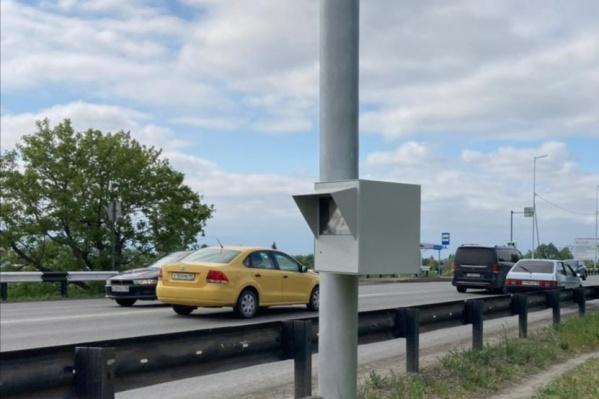 На дорогах Зауралья в этом году будут работать около 100 передвижных и стационарных дорожных камер