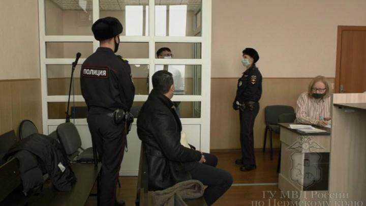 Студента-бодибилдера из Африки приговорили к колонии за продажу наркотиков в Перми