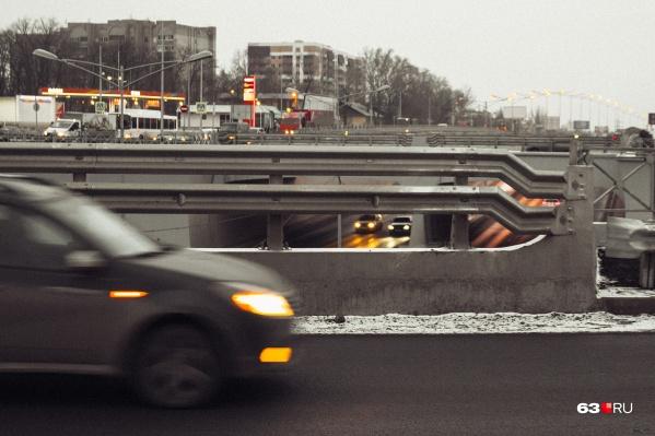 Московское и Ракитовское шоссе уже пересекаются — на перекрестке построен тоннель