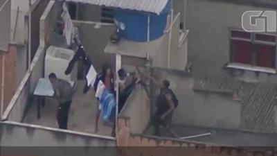 В Рио-де-Жанейро 25человек погибли во время перестрелки в метро