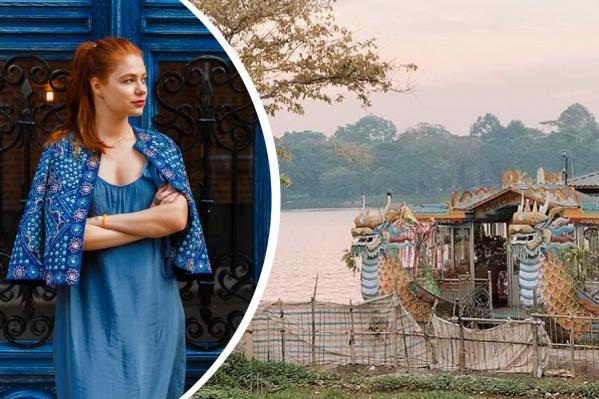 Екатерина несколько лет прожила во Вьетнаме и вернулась в разгар пандемии коронавирусной инфекции