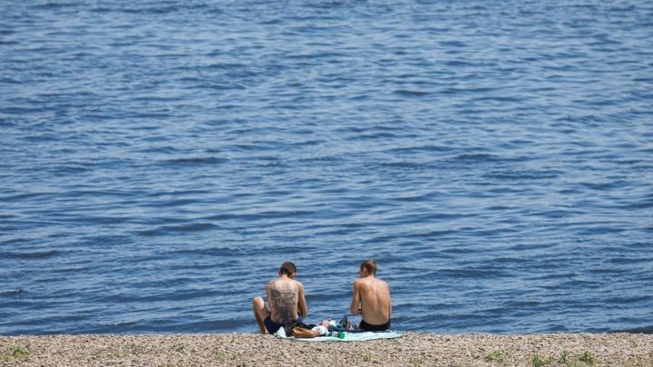 Отдых, который мы заслужили: мэрия Волгограда начала подготовку третьего официального пляжа