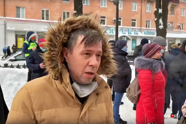 Артём Файзулин ранее работал в полиции Березников