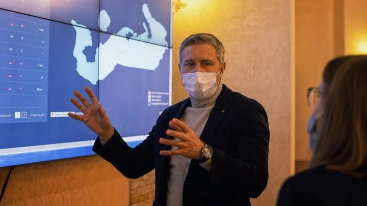 Глава Ненецкого автономного округа Юрий Бездудный заразился коронавирусом