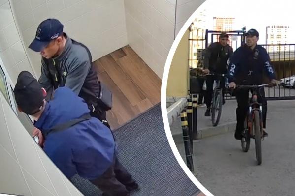 В полиции пострадавшим сообщили, что знают личности веловоров