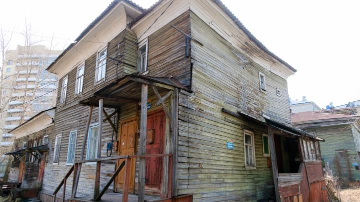 Отжила свой век: бывшую усадьбу Пятлина в Архангельске собрались снести после расселения