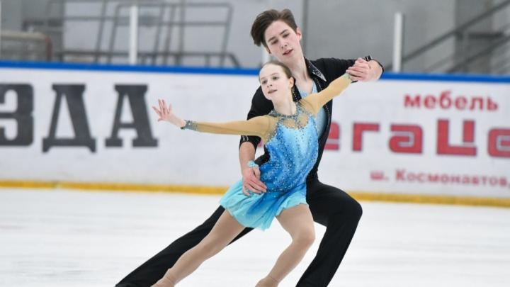 В Перми пройдут Всероссийские соревнования по фигурному катанию