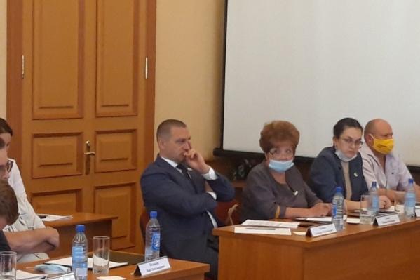 Александр Ильтяков наблюдал за выборами главы Кургана