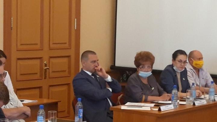 Наставили галочек не туда: глава ЕР Зауралья объяснил внезапное лидерство Сергеечева на выборах мэра