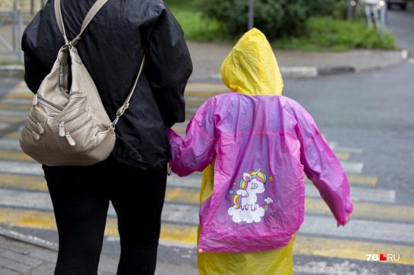 Вторая половина сентября в Ярославле ожидается холодной и дождливой