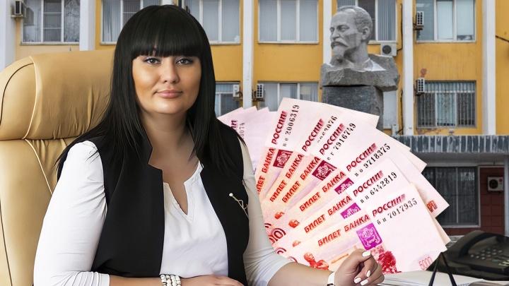 В Дзержинском суде Волгограда отказались рассматривать дело бывшей начальницы Юлии Добрыниной