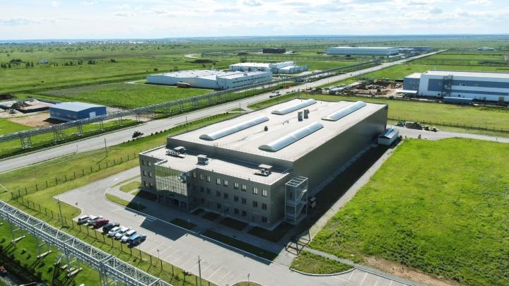 В Самарской области построят новый завод