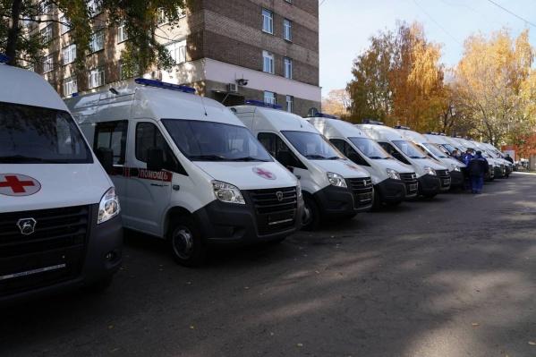 Подстанциям Самарской области передали 20 новых машин