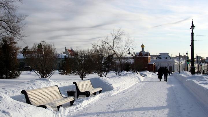 В Омске включат сирены и громкоговорители