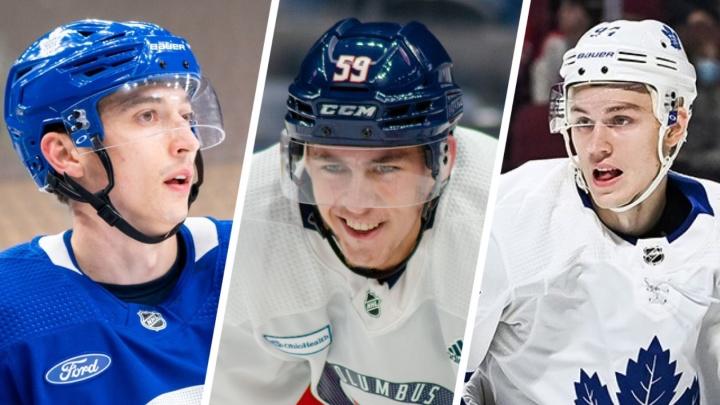 Семь голов и сломанный палец: как омские хоккеисты подготовились к новому сезону в НХЛ