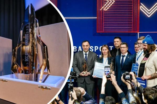 Лучшим спортивным объектом региона признали «Екатеринбург Арену»