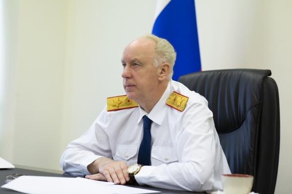 Глава СК дал указание установить все обстоятельства и причины убийства