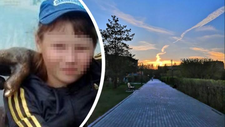 10-летняя девочка ушла гулять во дворе дома в районе Парка Гагарина и пропала